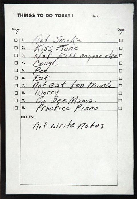 johnny-cashs-perfect-to-do-list