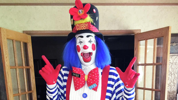Cubby the Clown can be seen at various parades and events in and around Douglas County. (Contirbuted)